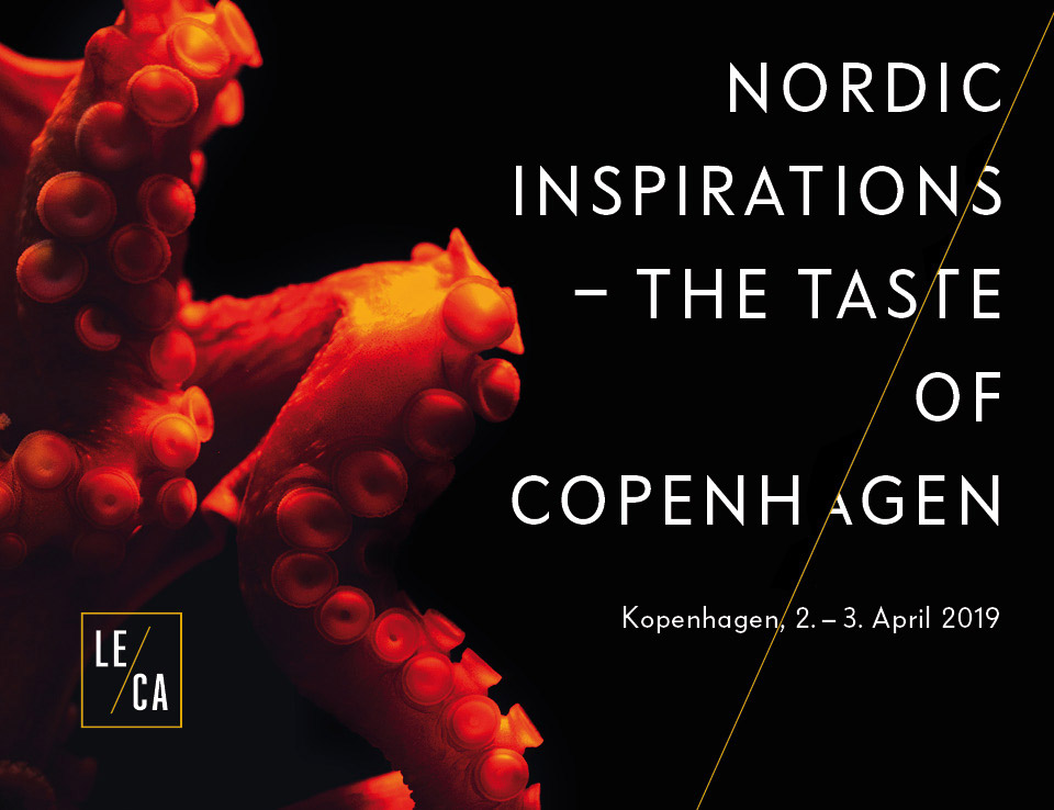 motiv oktopus daneben text nordic inspirations the taste of copenhagen